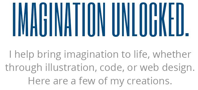 Imagination Unlocked.